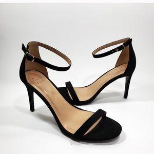 NWOT A New Day 'Gillie' Black Heels